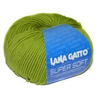 Lana Gatto Super Soft (13277) 100% меринос экстрафайн 50 г/125 м
